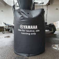 Yamaha YME-MSVBG-0S-BK Outboard Flushing Bag (Small)